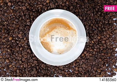 Free Coffee Stock Photo - 14185560