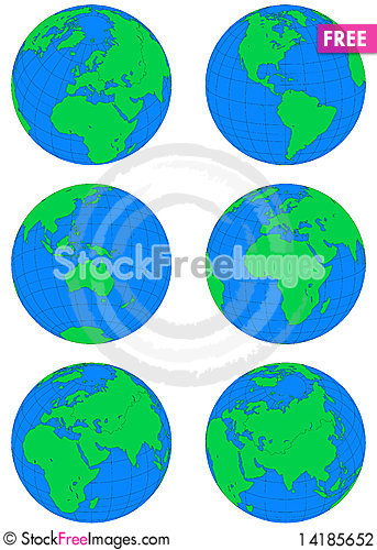Free Planet Stock Photography - 14185652