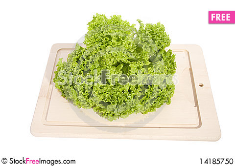 Free Lettuce Stock Photo - 14185750
