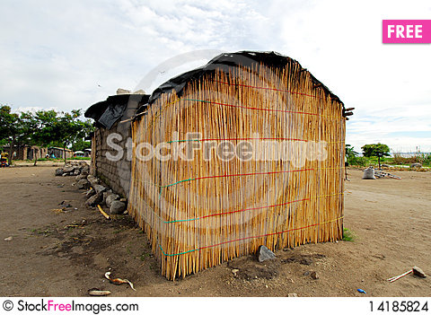Free Hut Stock Images - 14185824