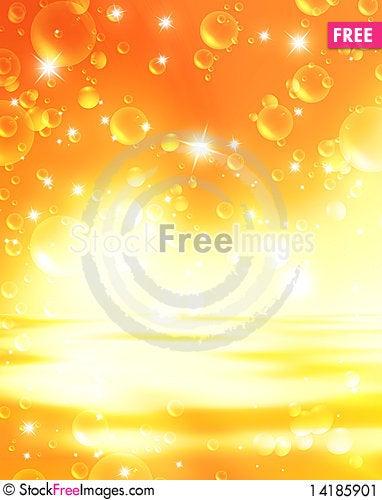Free Festive Air Bubbles Stock Image - 14185901