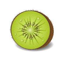 Juicy Kiwi Stock Image
