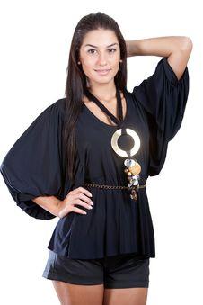 Free Beautiful Brunette Stock Image - 14180471