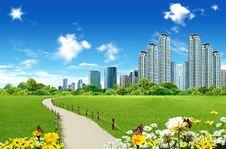 Free Beautiful Landscape Stock Image - 14180771