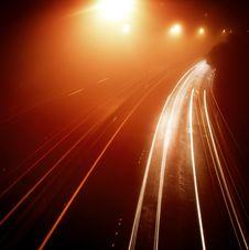 Free Highway Traffic Stock Image - 14180821