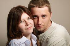 Free Couple Royalty Free Stock Photos - 14181978