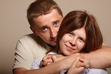 Free Couple Royalty Free Stock Images - 14182129