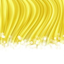 Gold Striped Background Royalty Free Stock Photos