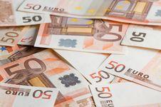 Free 50 Euro Stock Photo - 14184360
