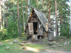 Free Baba-Yaga Stock Photos - 14185993