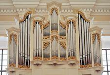 Free Organ. Royalty Free Stock Photo - 14186215