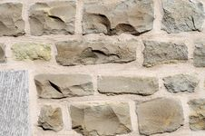 Free Old Church Wall Royalty Free Stock Images - 14186309