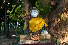 Free Budda In Kalasin Royalty Free Stock Photos - 14186658