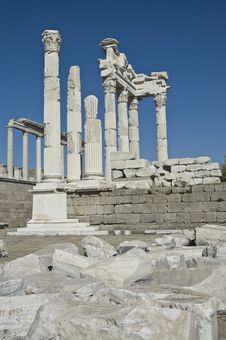 Free Pergamo, Southwest Turkey Stock Photos - 14186863