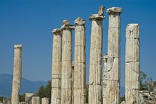 Free Aphrodisias Archaeological Ruins Stock Photo - 14186900