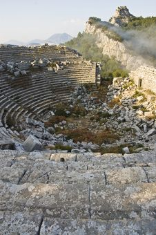 Free Thermessos Archaeological Ruins Stock Photography - 14187102