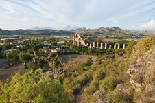 Free Aspendos Archaeological Site, Turkey Stock Photography - 14187202
