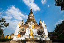 Free Buddha And Temple Stock Images - 14188034