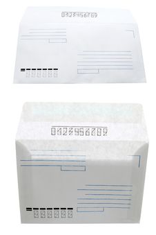 Free Transparent Envelopes Royalty Free Stock Photos - 14189878