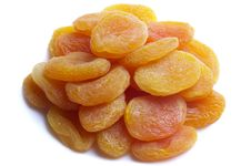 Free Dried Apricots Royalty Free Stock Images - 14189989