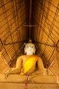 Free Principle Buddha Image Weave With Bamboo Stock Photo - 14192770