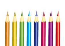 Free Pencils Royalty Free Stock Image - 14190336