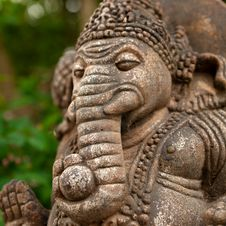 Free Asian Sculpture Stock Photo - 14190520