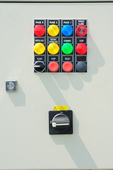 Free Control Panel Royalty Free Stock Photo - 14190995