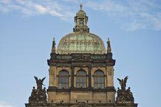 Free National Museum, Prague, Czech Repubic Royalty Free Stock Image - 14191886
