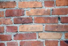 Free Brick Wall Texture Royalty Free Stock Photography - 14192377