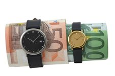 Free Conceptual Photo: Time Is Money Royalty Free Stock Photos - 14192458