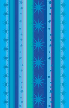Free Blue Stripe Pattern Royalty Free Stock Photo - 14192765