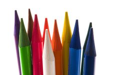 Free Collection Of Colorful Pencils Stock Photo - 14193560