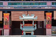 Free Penang - Chinese Temple Stock Photo - 14194090