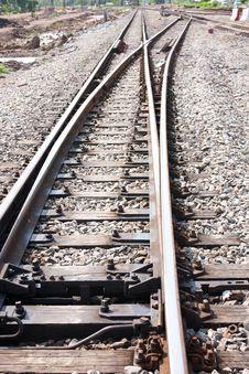 Free Railway Royalty Free Stock Photos - 14194218