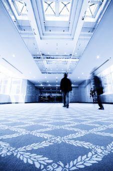 Free Hotel Corridor Stock Image - 14194221