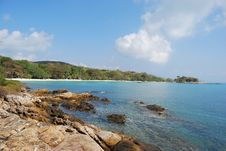 Free Beach At Koh Samet Royalty Free Stock Photos - 14196028