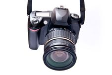 Free Black Camera Stock Photography - 14197362