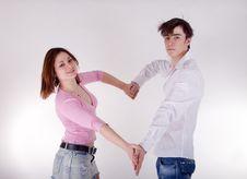 Free Romantic Couple Stock Photos - 14197523