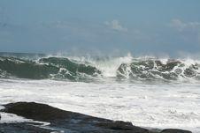 The Wave Stock Photos