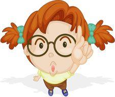 Free Girl Royalty Free Stock Image - 14198956