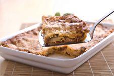 Free Lasagna Royalty Free Stock Photography - 14199097