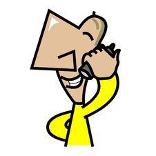 Free Mobile Communication Royalty Free Stock Image - 14199126