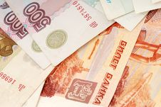 Free Russian Moneys Royalty Free Stock Image - 14199786