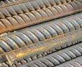 Free Steel Bars 3 Royalty Free Stock Photos - 1421108