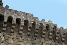 Free Chateau De Commarque, France Stock Photos - 1421203