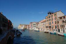 Free Venice Scenics Stock Photography - 1421452