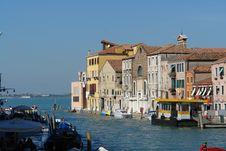 Free Venice Scenics Royalty Free Stock Photography - 1421457