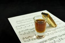 Free Booze And Blues Stock Photos - 1421523