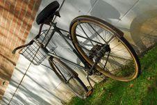 Old Bike 3 Royalty Free Stock Photos